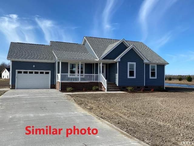 467 Narrow Shore Road, Aydlett, NC 27916 (MLS #98508) :: Chantel Ray Real Estate