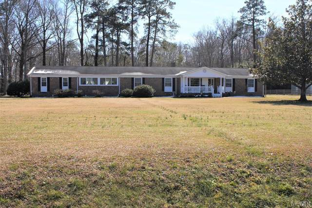 926 Soundside Road, Edenton, NC 27932 (MLS #98530) :: Chantel Ray Real Estate