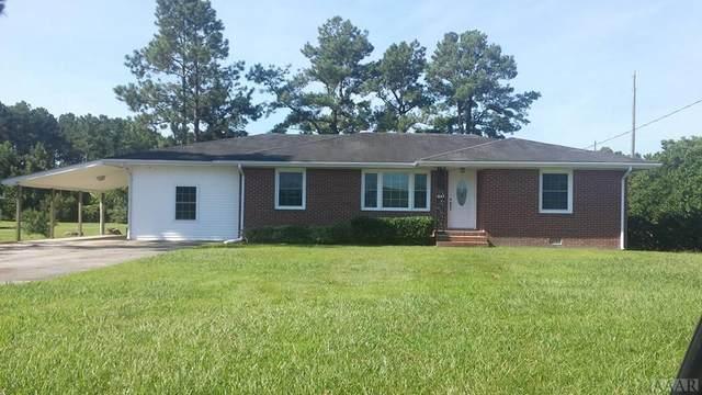 805 Old Okisko Road, Elizabeth City, NC 27909 (MLS #98536) :: Chantel Ray Real Estate