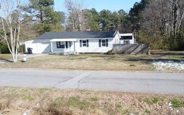 103 Lafayette Avenue, Elizabeth City, NC 27909 (MLS #98543) :: Chantel Ray Real Estate