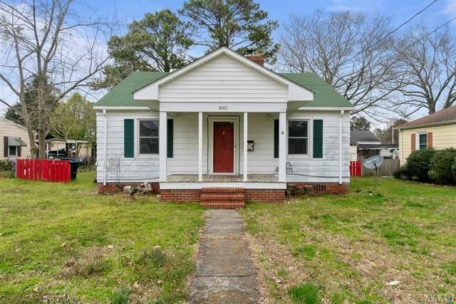 1002 Bartlett Ave, Elizabeth City, NC 27909 (MLS #98562) :: Chantel Ray Real Estate