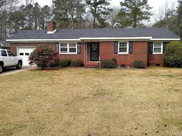 1709 Edgewood Drive, Elizabeth City, NC 27909 (MLS #98565) :: Chantel Ray Real Estate