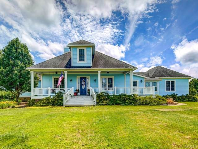 207 Lilly Road, South Mills, NC 27976 (MLS #98633) :: Chantel Ray Real Estate