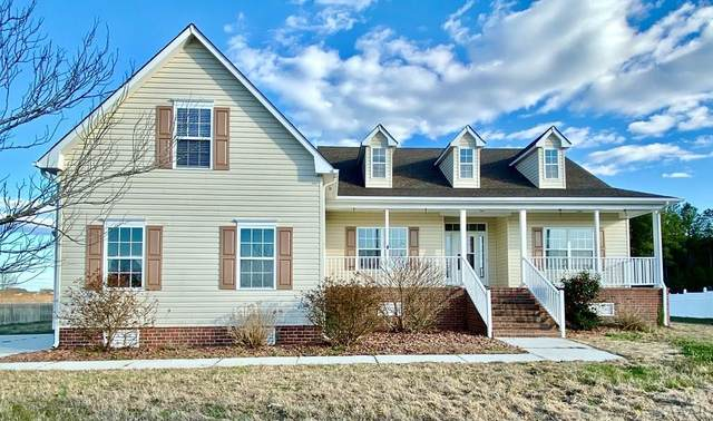 164 Mcpherson Road, South Mills, NC 27976 (MLS #98735) :: Chantel Ray Real Estate