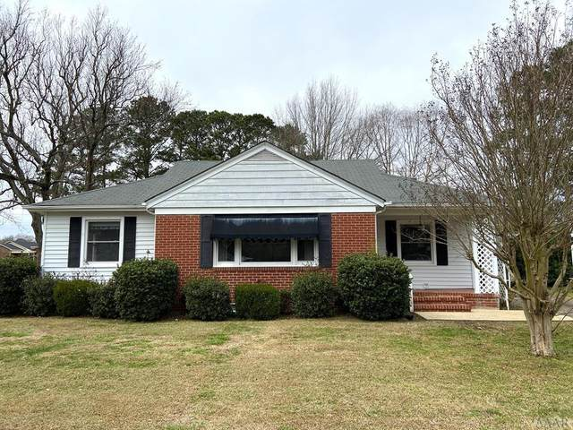 602 Spring Avenue, Murfreesboro, NC 27855 (MLS #98738) :: Chantel Ray Real Estate
