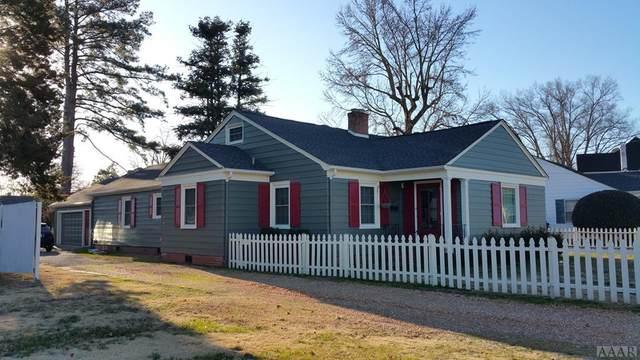 202 Griffin Street S, Elizabeth City, NC 27909 (MLS #98761) :: Chantel Ray Real Estate