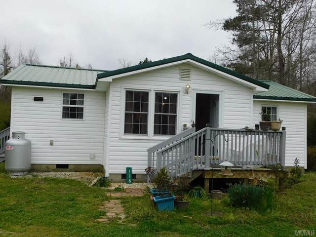 116 Hucks Lane S, Windsor, NC 27983 (MLS #98881) :: Chantel Ray Real Estate
