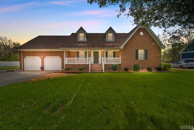 306 Planters Run, Elizabeth City, NC 27909 (#98927) :: The Kris Weaver Real Estate Team