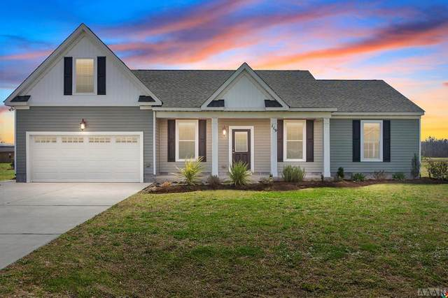 119 Red Maple Drive, Elizabeth City, NC 27909 (MLS #98940) :: Chantel Ray Real Estate
