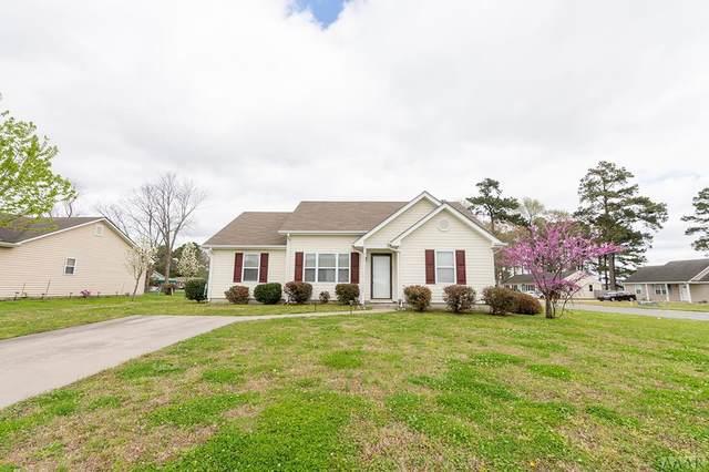 304 Summerfield Street, Elizabeth City, NC 27909 (MLS #98968) :: Chantel Ray Real Estate