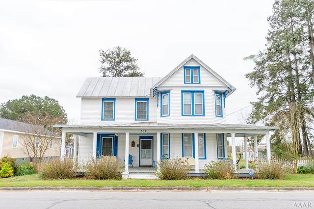 302 Main Street, Winfall, NC 27985 (MLS #98973) :: Chantel Ray Real Estate