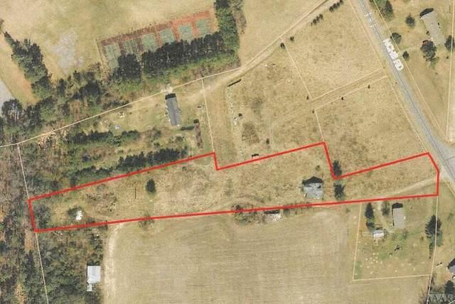 878 Nchs Road, Conway, NC 27820 (MLS #98990) :: Chantel Ray Real Estate