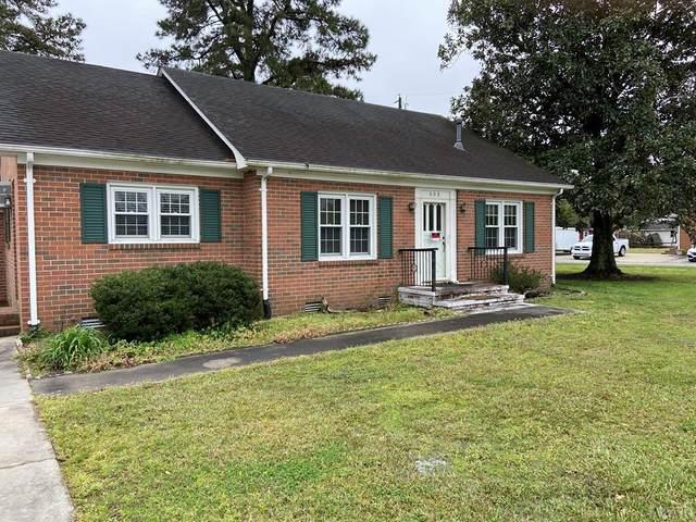 608 Old Hwy 17, Elizabeth City, NC 27909 (MLS #99003) :: Chantel Ray Real Estate