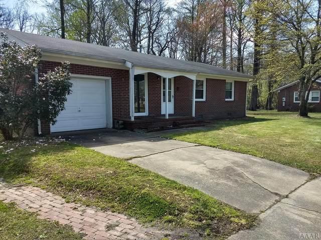 506 Bonner Drive, Elizabeth City, NC 27909 (MLS #99004) :: Chantel Ray Real Estate