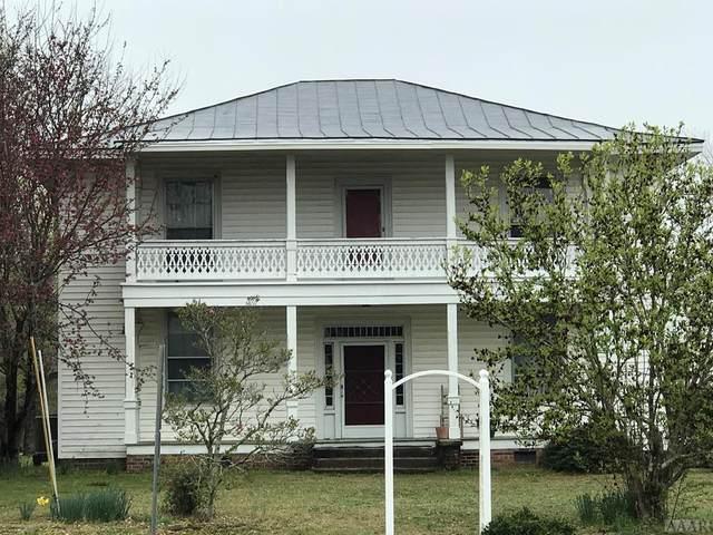 135 Main Street, Gatesville, NC 27938 (MLS #99010) :: Chantel Ray Real Estate