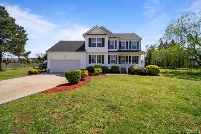 205 Princess Anne Circle, Elizabeth City, NC 27909 (MLS #99012) :: Chantel Ray Real Estate