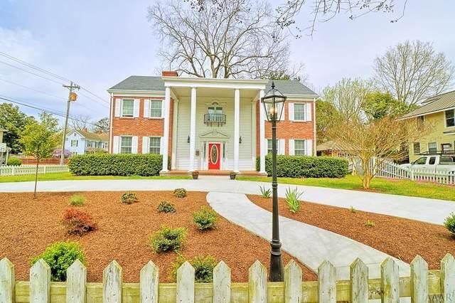 506 Church Street W, Elizabeth City, NC 27909 (MLS #99038) :: Chantel Ray Real Estate