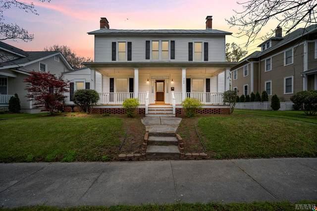 302 Oakum Street S, Edenton, NC 27932 (MLS #99056) :: Chantel Ray Real Estate