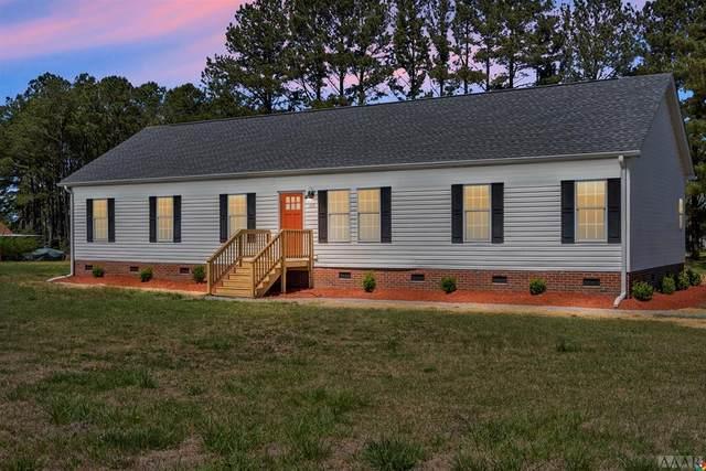 519 Icaria Road, Tyner, NC 27980 (MLS #99074) :: Chantel Ray Real Estate