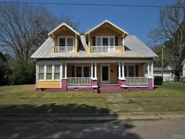 419 Mitchell Street N, Ahoskie, NC 27910 (MLS #99107) :: AtCoastal Realty