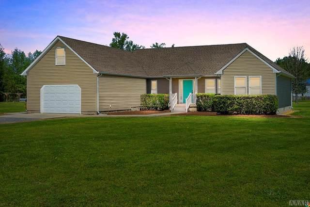120 Dallie Drive, Knotts Island, NC 27950 (MLS #99188) :: Chantel Ray Real Estate