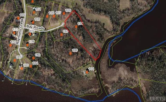 114 Bay Roads Lane, Shiloh, NC 27974 (MLS #99273) :: AtCoastal Realty