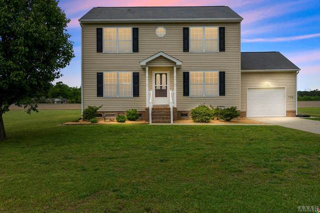 704 Edenton Road Street, Hertford, NC 27944 (MLS #99284) :: Chantel Ray Real Estate
