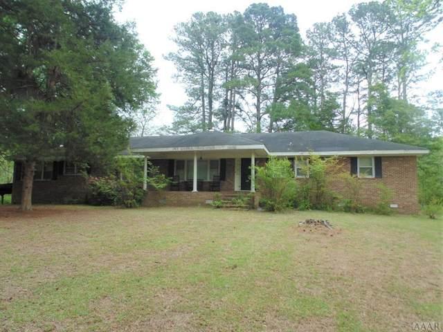 40 Horton Lane, Eure, NC 27935 (MLS #99318) :: Chantel Ray Real Estate