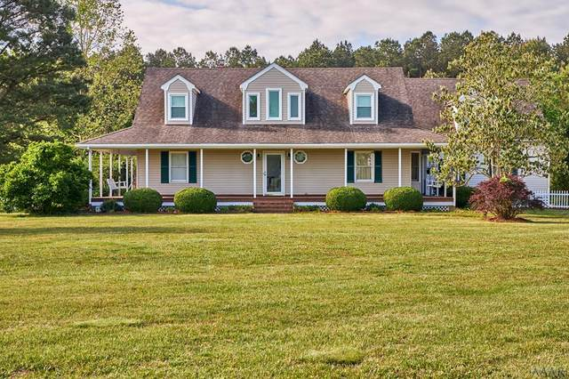 58 Stocks Lane, Corapeake, NC 27926 (MLS #99361) :: AtCoastal Realty