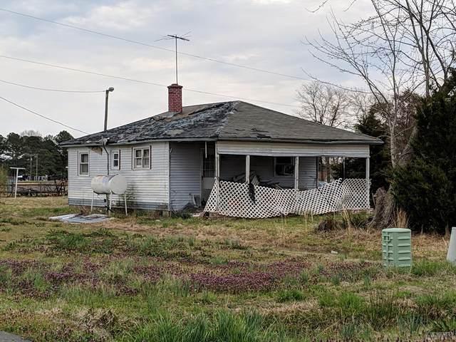 15 Thicket Road, Corapeake, NC 27926 (MLS #99403) :: Chantel Ray Real Estate