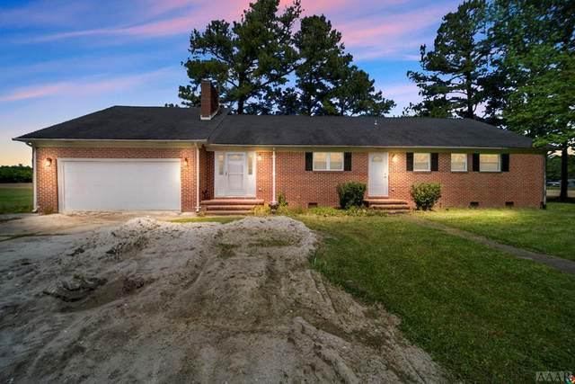 1560-1 Barefoot Lane, Corapeake, NC 27979 (MLS #99405) :: Chantel Ray Real Estate