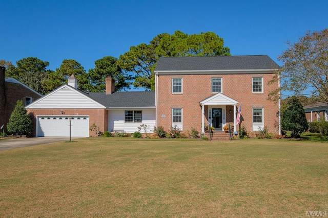 210 Queen Anne Drive, Edenton, NC 27932 (MLS #99482) :: AtCoastal Realty