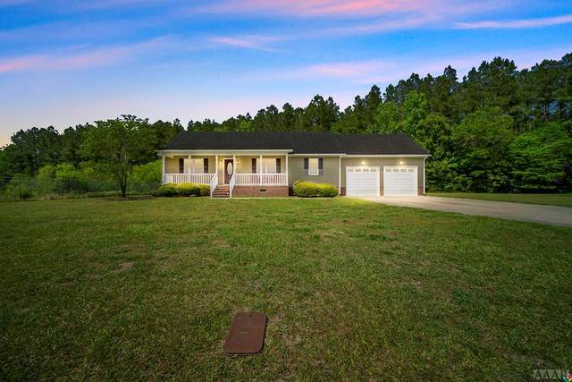 148 Danielle Drive, Elizabeth City, NC 27909 (MLS #99506) :: AtCoastal Realty