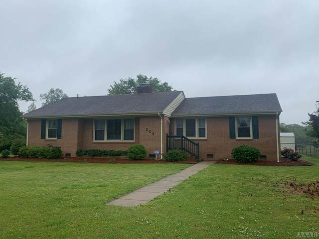 203 Crescent Drive, Hertford, NC 27944 (MLS #99527) :: AtCoastal Realty