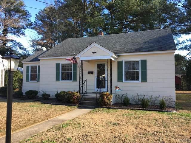 511 Woodland Drive, Murfreesboro, NC 27855 (MLS #99561) :: AtCoastal Realty