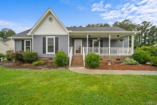 1824 Darian Drive, Elizabeth City, NC 27909 (MLS #99565) :: Chantel Ray Real Estate