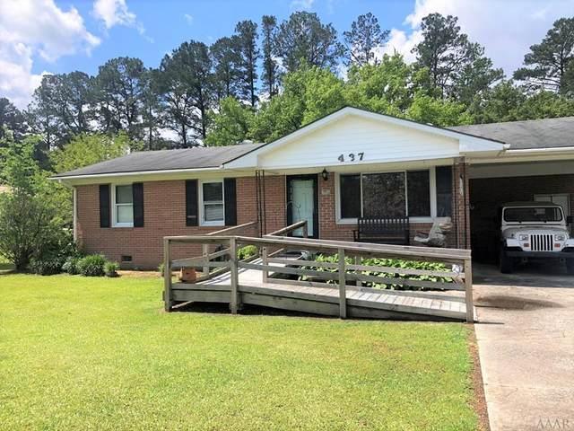 437 Hoggard Mill Road, Windsor, NC 27983 (MLS #99578) :: Chantel Ray Real Estate