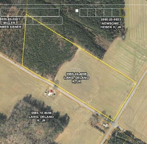 N/A Log Cabin Road, Ahoskie, NC 27910 (MLS #99582) :: AtCoastal Realty