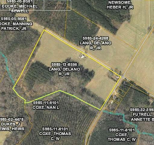 N/A Log Cabin Road, Ahoskie, NC 27910 (MLS #99583) :: AtCoastal Realty