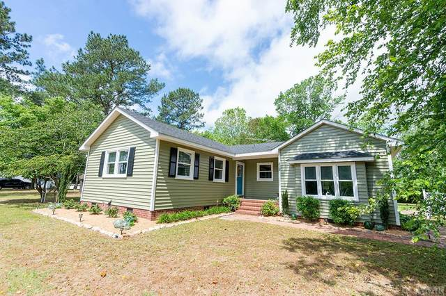 813 Sandy Ridge Road, Tyner, NC 27980 (MLS #99604) :: Chantel Ray Real Estate
