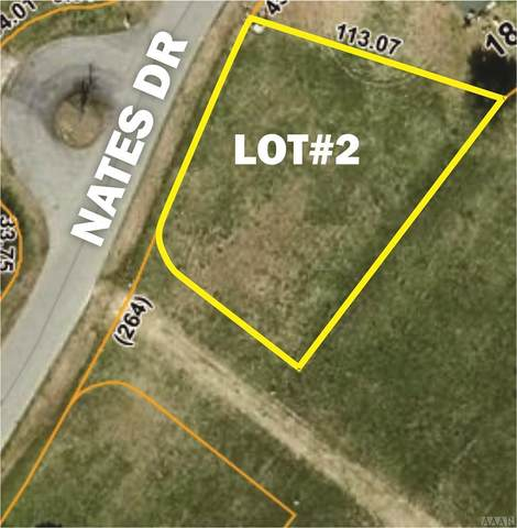 Lot #2 Nates Drive, Hertford, NC 27944 (#104379) :: Atlantic Sotheby's International Realty