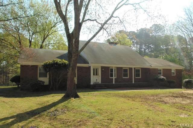 306 Holly Hill Road, Murfreesboro, NC 27855 (MLS #76662) :: AtCoastal Realty