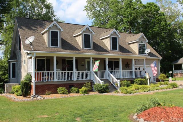 121 Taylors Way, Harrellsville, NC 27942 (MLS #89335) :: Chantel Ray Real Estate