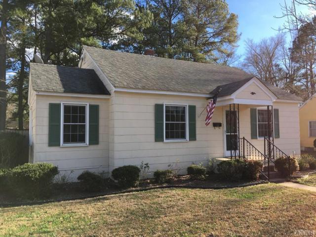 511 Woodland Drive, Murfreesboro, NC 27855 (MLS #93561) :: AtCoastal Realty