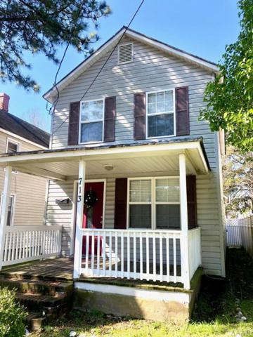 713 Parsonage Street, Elizabeth City, NC 27909 (MLS #94598) :: AtCoastal Realty