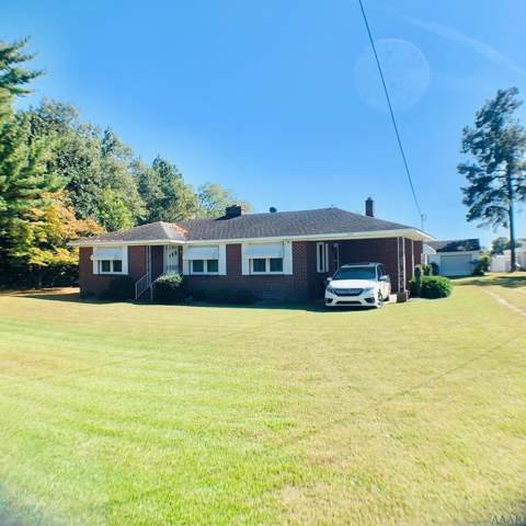 632 Center Hill Road, Tyner, NC 27980 (MLS #97079) :: Chantel Ray Real Estate