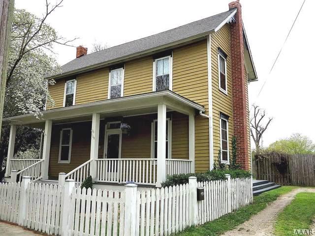 105 Harney Street, Elizabeth City, NC 27909 (MLS #97104) :: Chantel Ray Real Estate