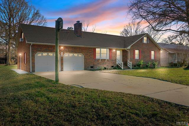 1037 Consolidated Road, Elizabeth City, NC 27909 (MLS #97147) :: Chantel Ray Real Estate