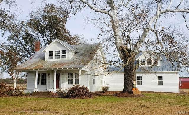 3510 Virginia Road, Tyner, NC 27980 (MLS #97563) :: Chantel Ray Real Estate