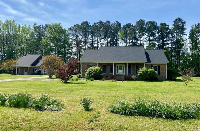 826 Indian Branch Road, Murfreesboro, NC 27855 (MLS #98092) :: Chantel Ray Real Estate
